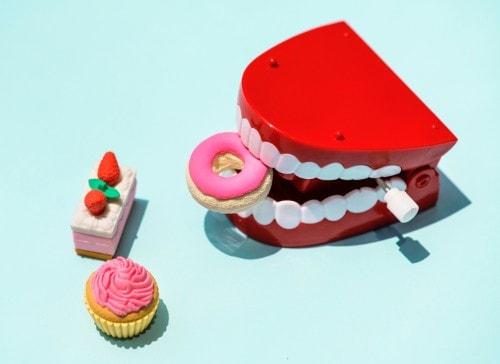 تسوس الأسنان